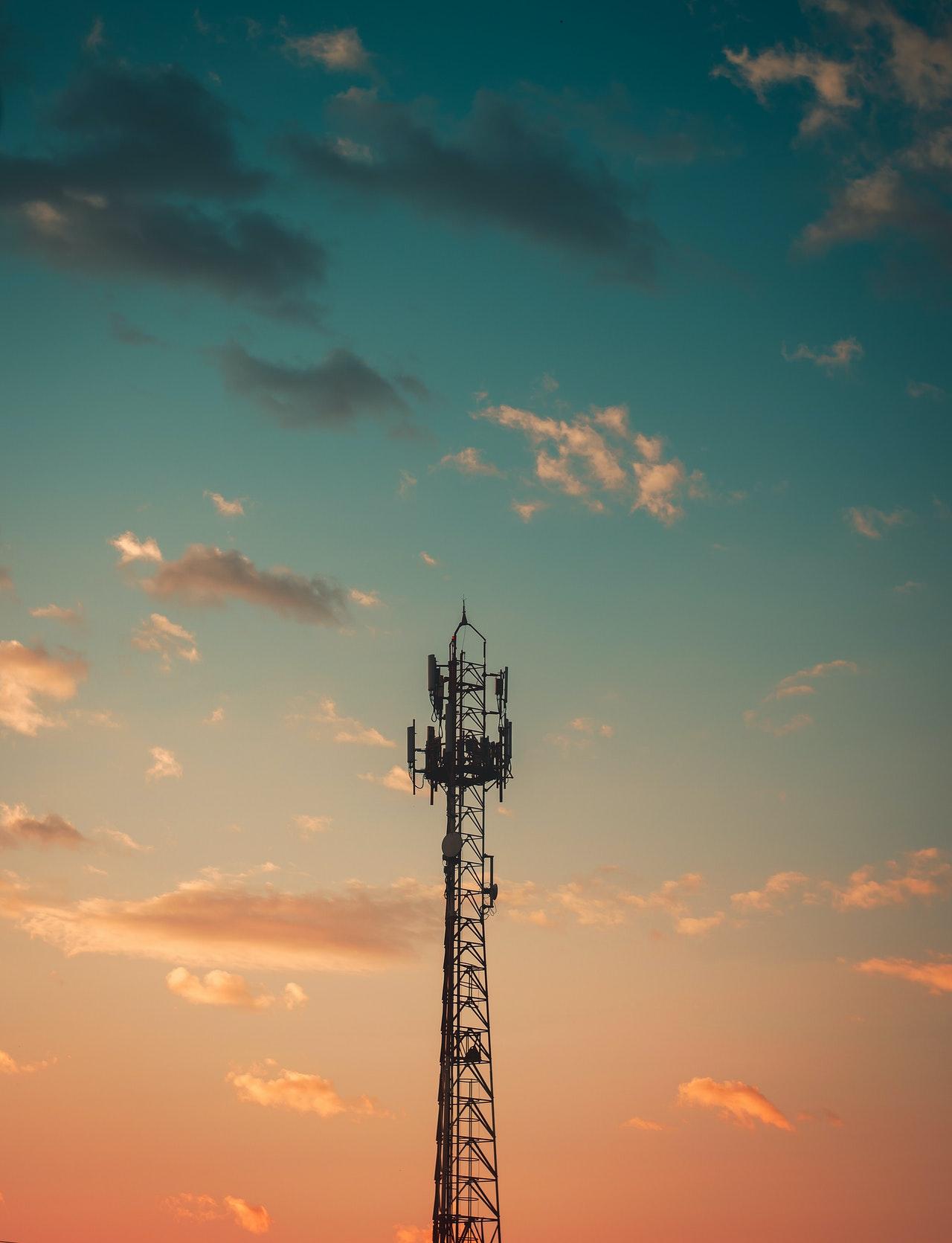 5G network station