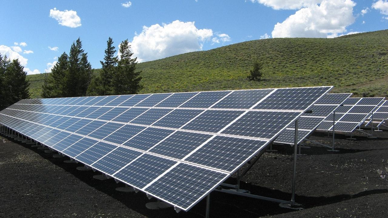 solar panels as eco-friendly technology