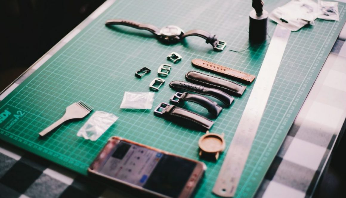 tools for DIY tech project